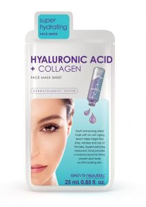 Skin Republic Hyaluronic Acid + Collagen 25ml